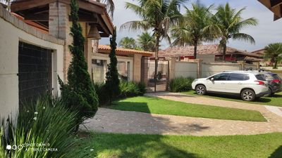 Photo for House 7 SUITES w / air 150 m from the beach - Cond. closed - Lit. N./ SP