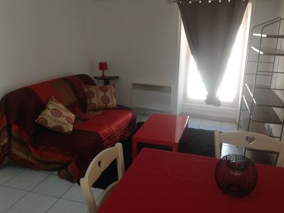 Photo for T2 apartment in the center of mornac