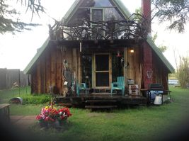 Photo for 3BR Cabin Vacation Rental in Merrrit, Michigan