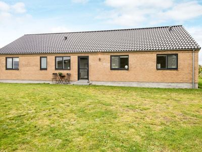 Photo for Remmer Strand Holiday Home, Sleeps 8 with WiFi