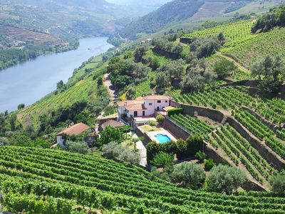 Photo for Small farm in Douro with private pool