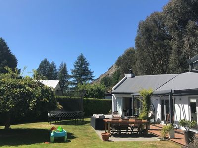 Photo for Suntrap! Close to Town, River andamp; Ski field
