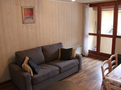 Photo for In the heart of the village T2 apartment for 4/5 people, quiet
