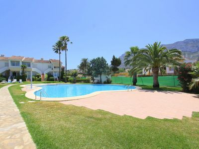Photo for ALDEA TRANQUILA - Ground-floor apartment – Santa Lucia Dénia