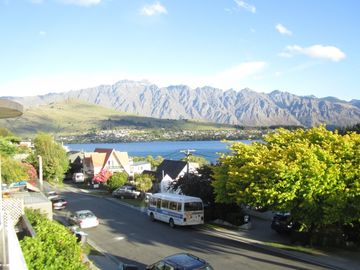 Queenstown Hill, Queenstown, South Island, New Zealand