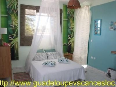Photo for A delightful Studio in Guadeloupe, city Moule, an attractive rental