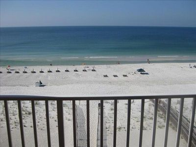 Spectacular 6th floor balcony view - - Gulf Shores, AL