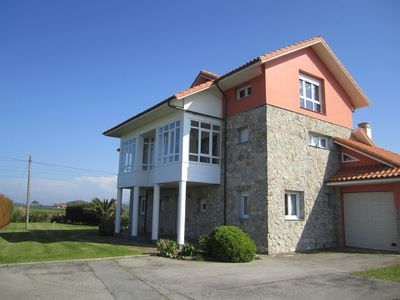 Photo for Wonderful rural house recently built in authentic Asturian village