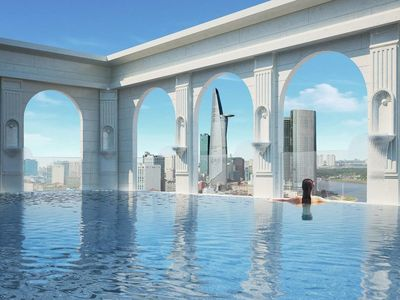 Photo for BEST PRICE New ICON56 ★ LUXURY Rooftop Pool & Gym