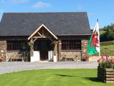 Photo for Newly converted Welsh cottage  only one hour away from Welsh capital Cardiff