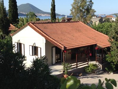 Photo for 200 meters walking distance of the beach and village Gialova