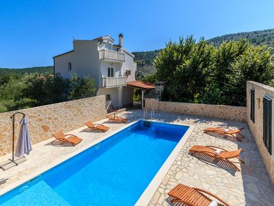 Photo for New! Villa Marta for 8 people with,private pool,cinema room,pet friendly