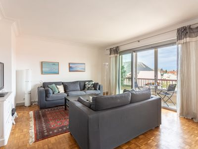Photo for YOUCCA // VICTORIA Apartment with terrace in Biarritz close to the beach