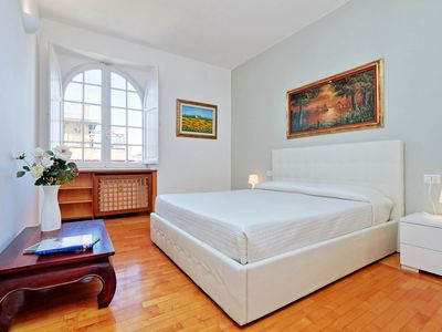 Photo for Rome Colosseum Vacation Rental - Spacious Apartment Ancient Rome 3BR/2B Wi-Fi