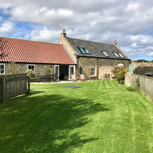 Photo for Fabulous barn conversion In Beadnell, Northumberland , very close to the beach