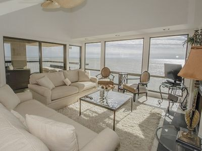 Photo for 1502 Ocean Club / 3BR Oceanfront Condo w/ Wild Dunes Amenities!