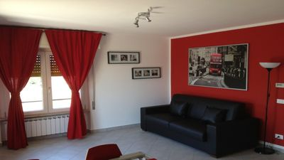 Photo for Prerla del Lago Apartment with Balcony