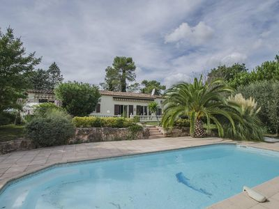Photo for House for rent by the week, Valbonne, Cote dAzur