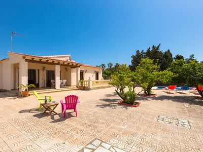 Photo for ISMAEL, cozy villa in the hills of Calp, for 4 guests