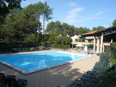 Photo for Apartment Village Cheval Spa Résidences in Lacanau - 4 persons, 1 bedrooms