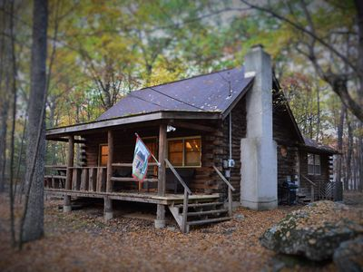 Photo for MASTHOPE LOG CABIN Sleeps 7