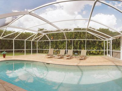 Photo for Pool home in Fort Myers, 4 minutes to beach & Gulf of Mexico