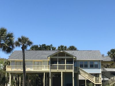 Photo for OCEAN VIEWS for DAYS and Best Beach Access @ Pelican Alley on Edisto Beach
