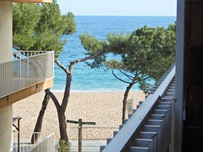 Photo for Platja d'Aro Holiday apartment next to the beach