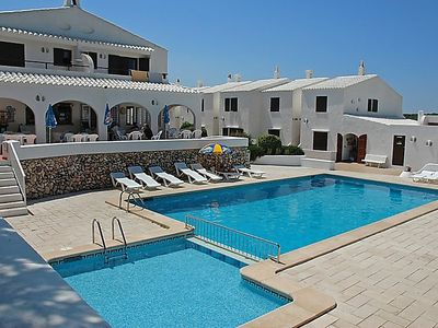 Photo for Apartment Sa Cala 02  in Cala Morell, Menorca - 2 persons, 1 bedroom