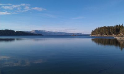 Photo for Secluded Swan Family Home on Beautiful Flathead Lake
