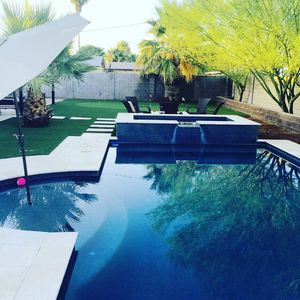 Photo for Great house mins from Old Town Scottsdale! Pool. Hottub. Putting Green. Firepit