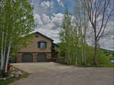 Private Home - 3 Living Rooms,Great Views of Flat Top Wilderness(202786-5994)