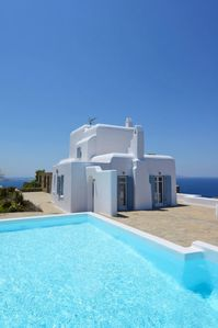 Photo for Vacation home San Stefano in Houlakia - 10 persons, 5 bedrooms