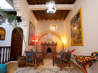 Photo for Riad Betty - Four Bedroom House, Sleeps 8