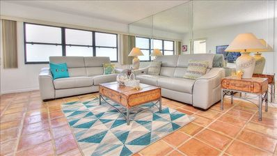 16th Floor Oceanfront Gem in Highly Acclaimed Sand Key; Features 24 Hour Security!