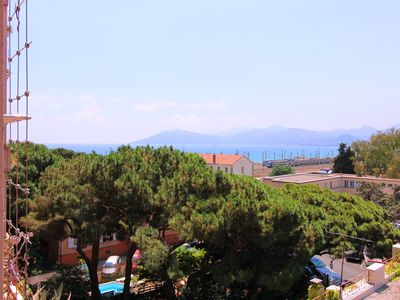 Photo for 1BR Apartment Vacation Rental in Cannes la Bocca