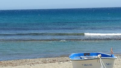 Photo for Natural Park Cabo de Gata, terrace and view for a dream holiday