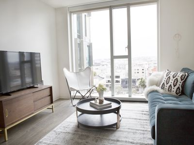 Photo for Distinctive 1BR in SoMA by Sonder