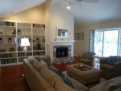 Photo for Best Sea Pines Value/Location, Walk/Bike to Beach or Harbortown, Pool/Tennis