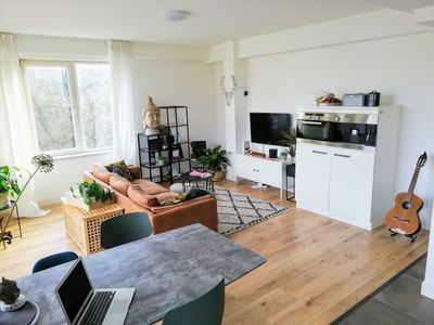 Photo for Spacious apartment in Amsterdam