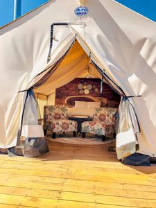 Photo for Glamping with comfort