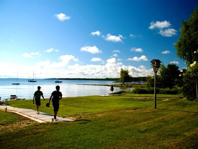 Photo for Barefoot Beach Retreat Waterfront in Northport