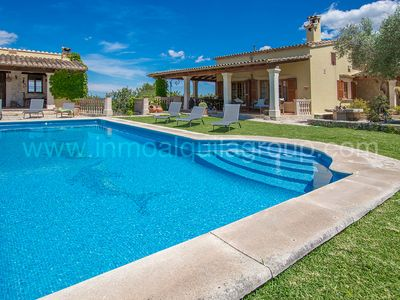 Photo for In a rural location with pool - Villa Ca Na Tina