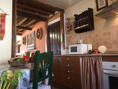 Photo for 6BR Cottage Vacation Rental in Fuente el Saúz, CL