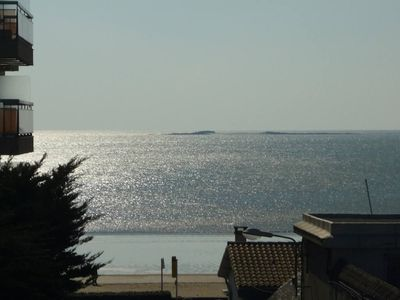 Photo for sea view duplex apartment (80 meters from the beach) of La Baule Bay