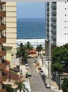 Photo for Apt with 94 m2 with panoramic balcony furnished and decorated sea view