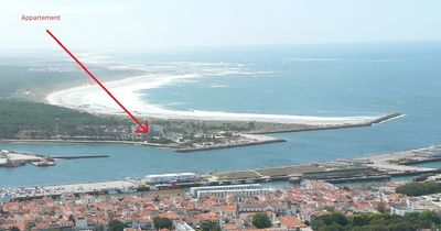 Photo for Apt located on the beach of Cabedelo in Viana do Castelo