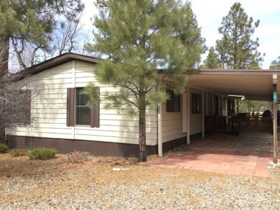 Photo for Cedarwood Cabin/Munds Park Retreat in the Pines