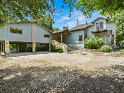 Photo for Luxury home on Comal River w/ Private Access! Next to Schlitterbahn & Downtown!