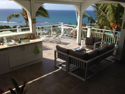 Photo for 2BR Apartment Vacation Rental in SAINT FRANCOIS, GUADELOUPE